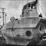 submarino alvin