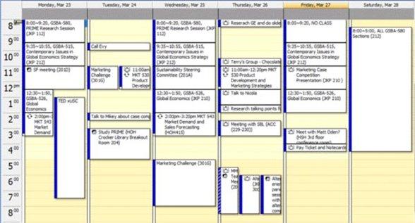 Hojas de cálculo | Webscolar
