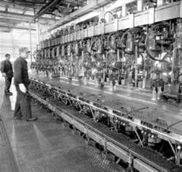 La transformaci n en la producci n industrial y sus - Fabricas de cristal en espana ...
